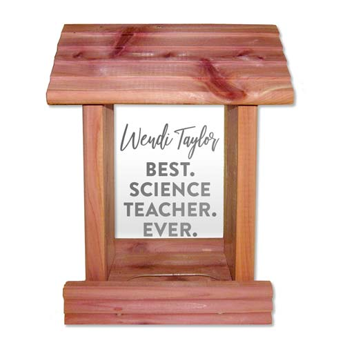 Personalized Science Teacher Gifts