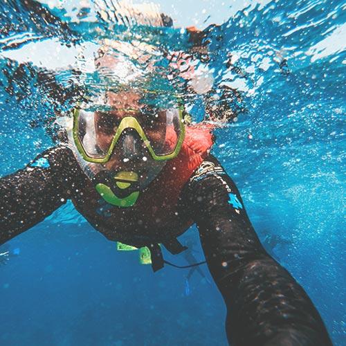 Sea Turtle Gift Ideas - Snorkeling Lessons