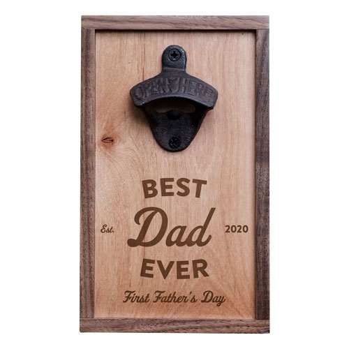 Personalized First Father's Day Gifts