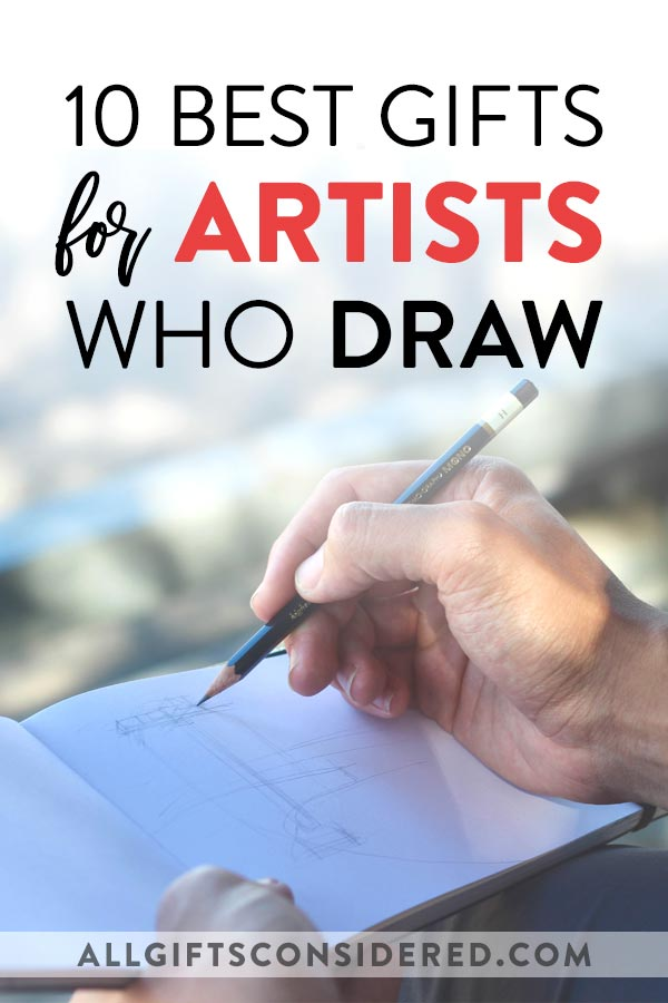 Gifts for Artists Who Draw