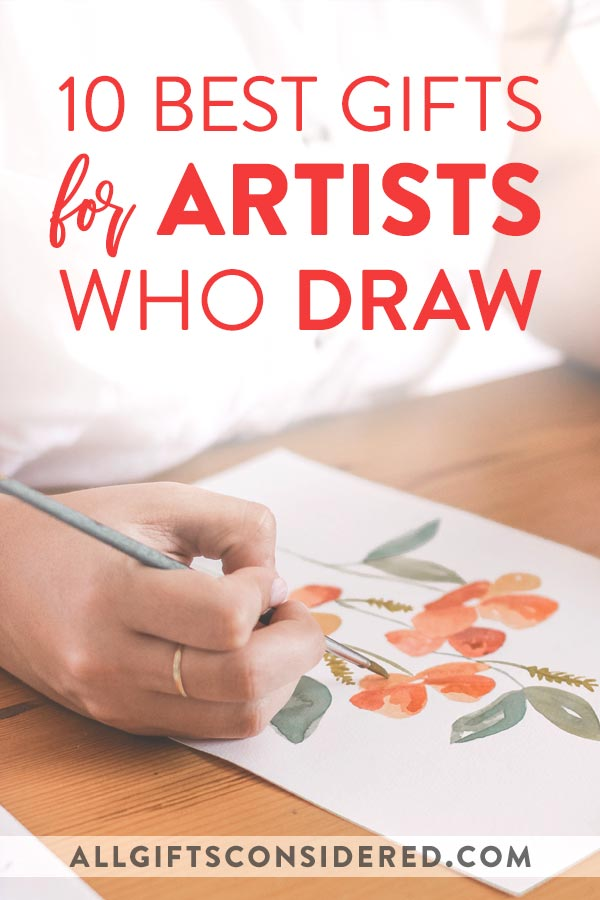 Best Gift Ideas for Artists Who Draw