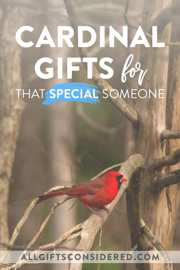 Cardinal Gifts for Loved Ones