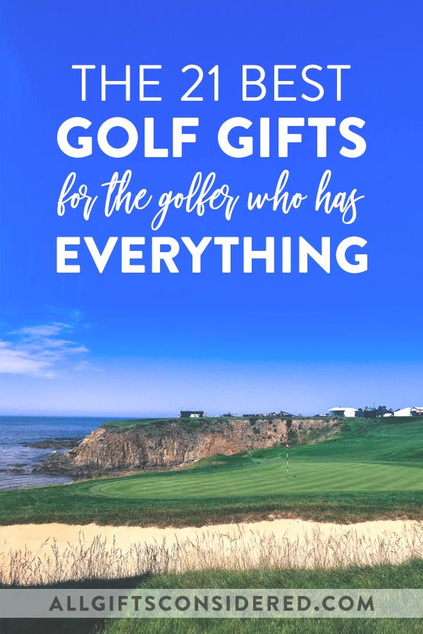 Golfer Gift Ideas