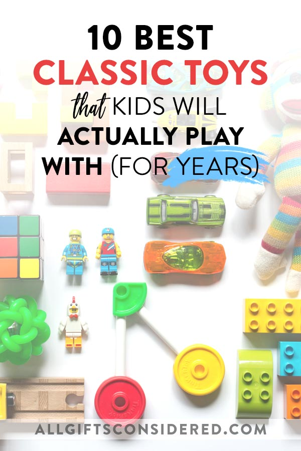 Classic Toy Gifts for Kids