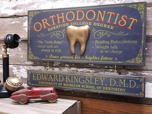 Personalized Gifts for Orthodontists