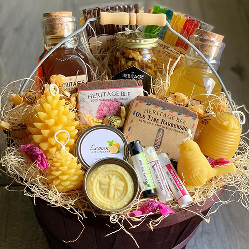 Raw Honey Mother's Day Gift Set for Hard-To-Buy-For Mom