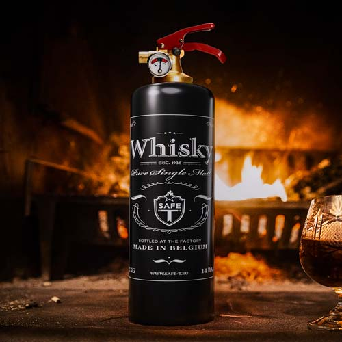 Designer Fire Extinguisher Gift Idea for Lawyers