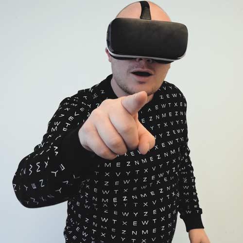 Virtual Reality Experience Gift Idea