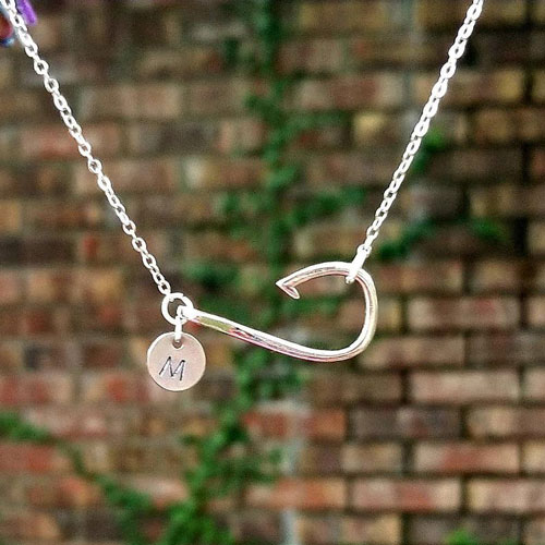 Fishing Gift Ideas - Jewelry with Hook