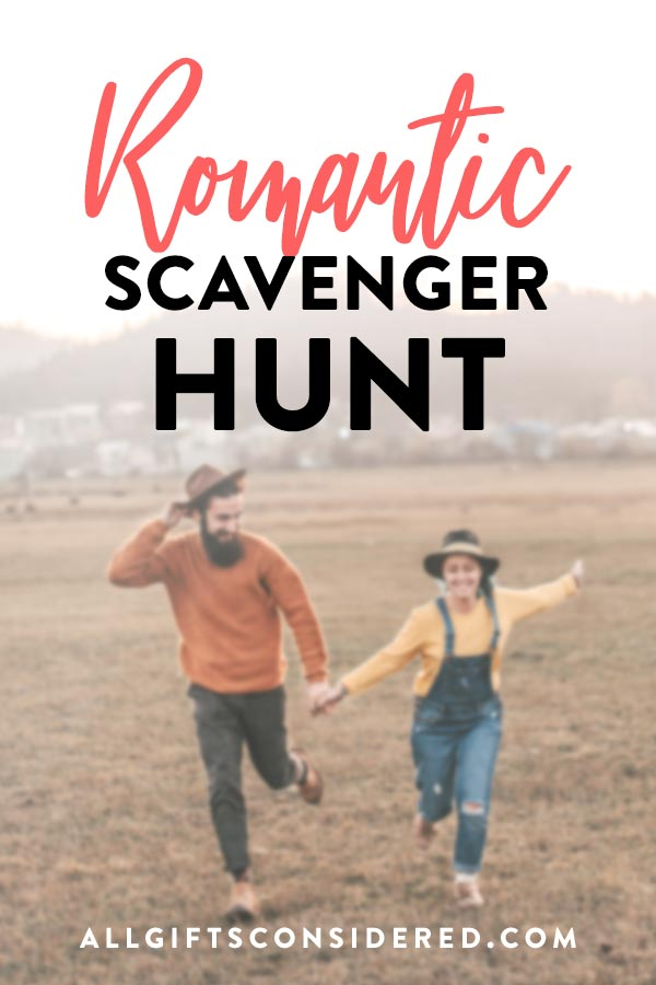 Romantic Scavenger Hunt Guide
