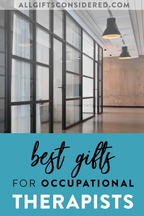 Occupational Therapist Gift Guide