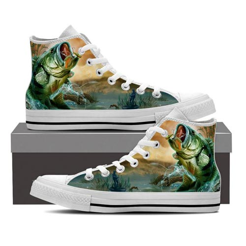 Bass Fishing Shoes