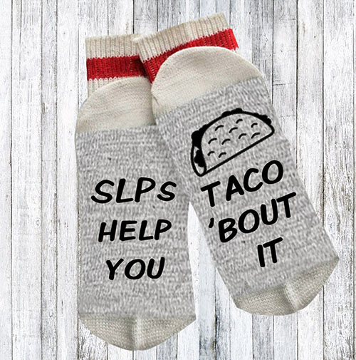SLPs help you taco 'bout it gift idea