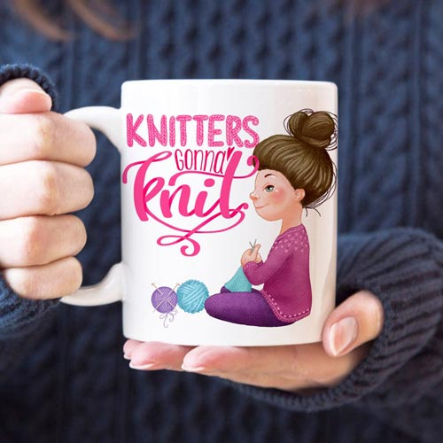 Cute Gifts for Knitters