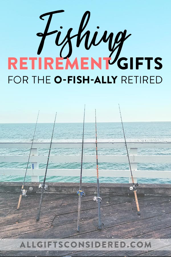 O-Fish-Ally Retired Gift Guide