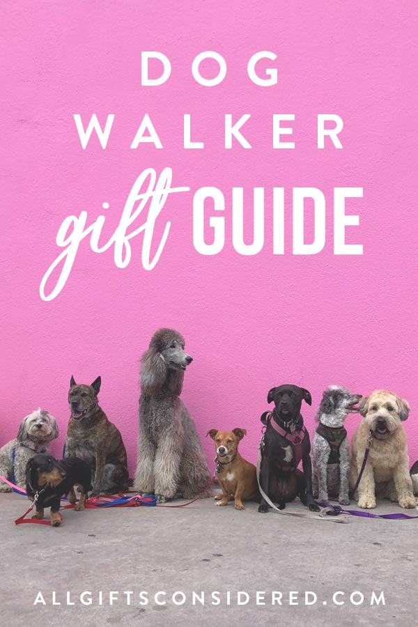 Best Gifts for Dog Walkers