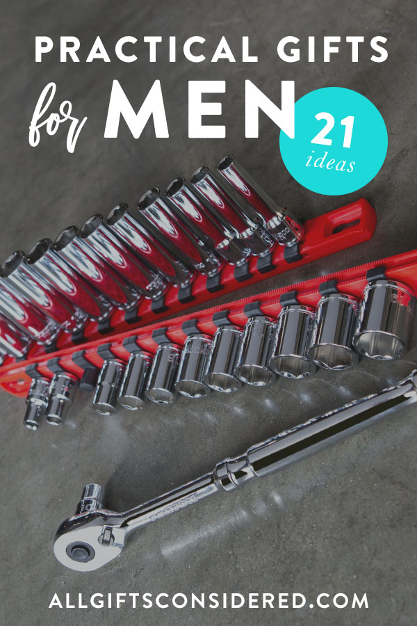 21 Gift Ideas for Guys - Useful Gifts - Tools