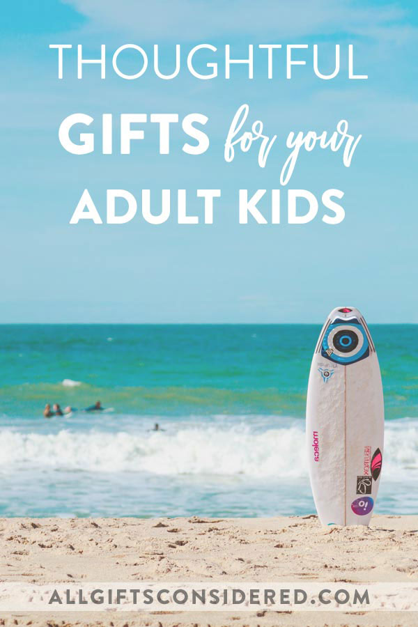 Thoughtful Gift for your Adult Kids