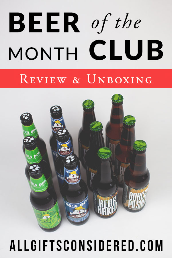 Beer of the Month Club Review