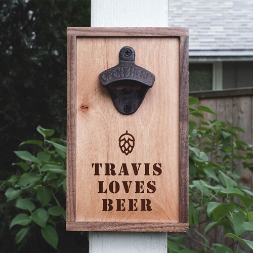Practical Gifts for Men Who Love Beer