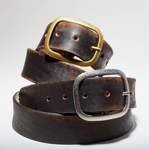 A Buy-it-for-life belt for the practical guy in your life