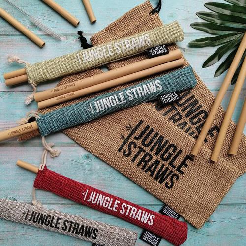 Bamboo Straws - Jungle Straws