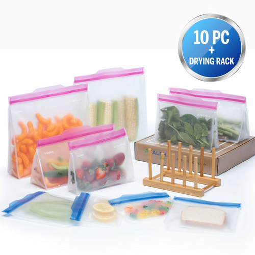 Reusable Sandwich Bags - Practical Gifts for Guys