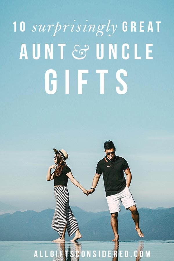 Best Aunt & Uncles Gift Ideas