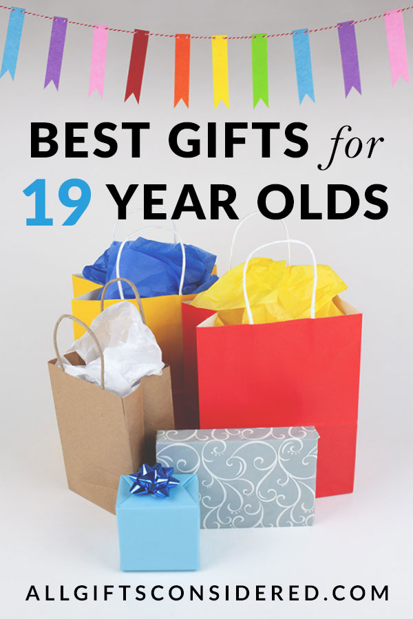 Best 19th Birthday Gift Ideas