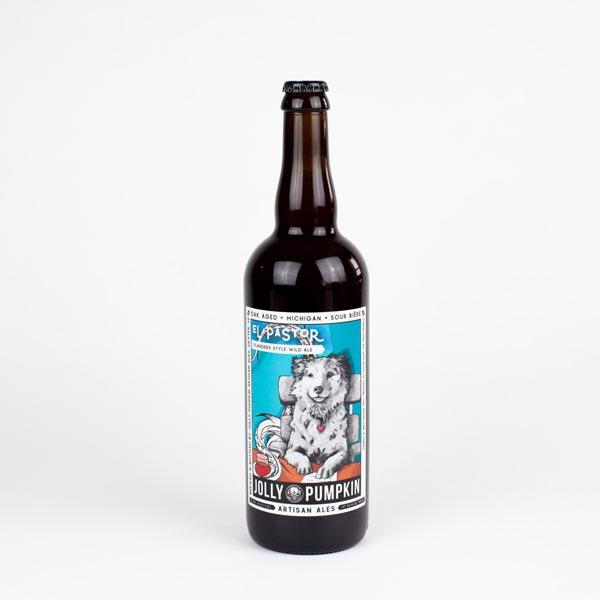 El Pastor from Jolly Pumpkin Artisan Ales (Rare Beer Club Exclusive)