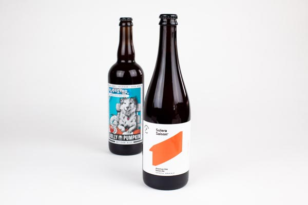 The Solera Saison and El Pastor, RBC Exclusives
