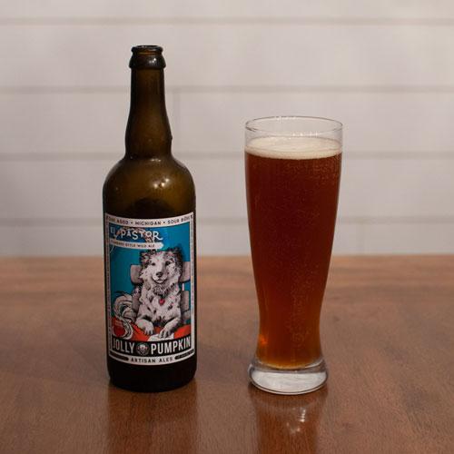 Beer Review of the El Pastor