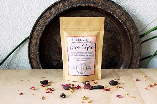 Artisan hot cocoa