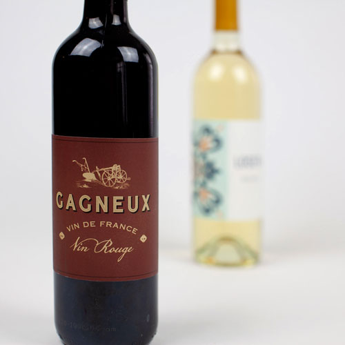 Red Wine from Gagneux