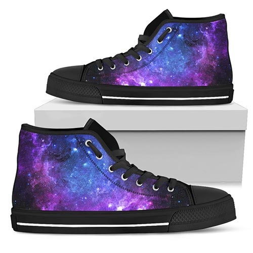 Grovebags galaxy-themed shoes