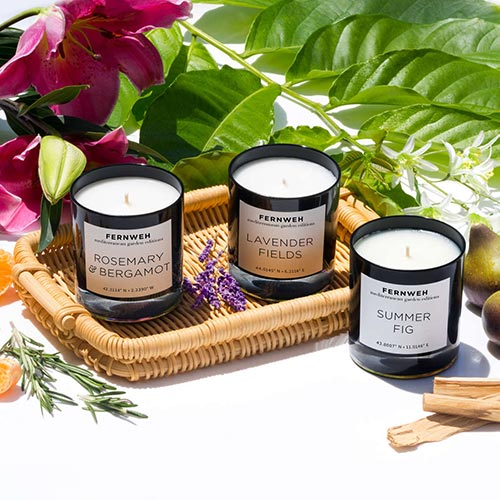 Amazing Gifts for Their 21st Birthday: Exotic Candles