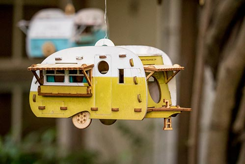 Bird House: Perfect Gift for Their 40th Birthday