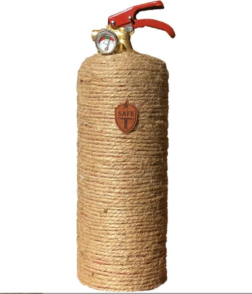 Fire Extinguisher: Perfect Gift for Their 40th Birthday