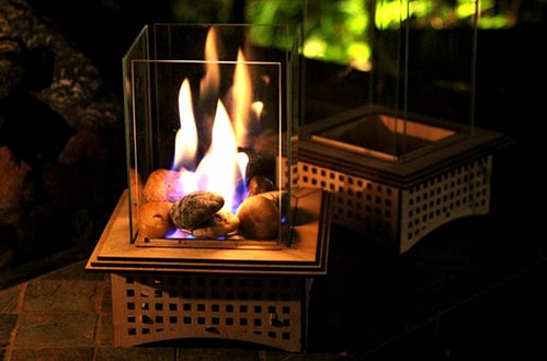 Fire Places: Perfect Gift for Their 40th Birthday