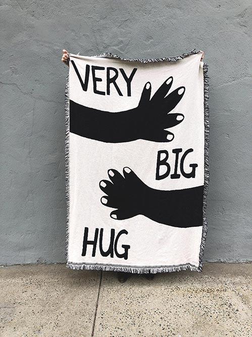 Big Hug Blanket: Perfect Gift for Their 40th Birthday