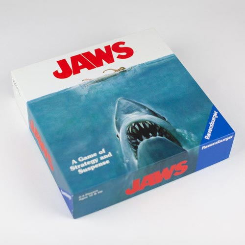 Jaws- The Perfect Board Games for 40th Birthday
