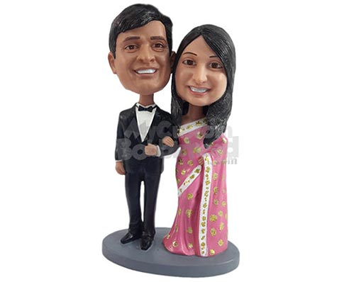 Personalized Bobble Head for Their 50th Birthday Gift
