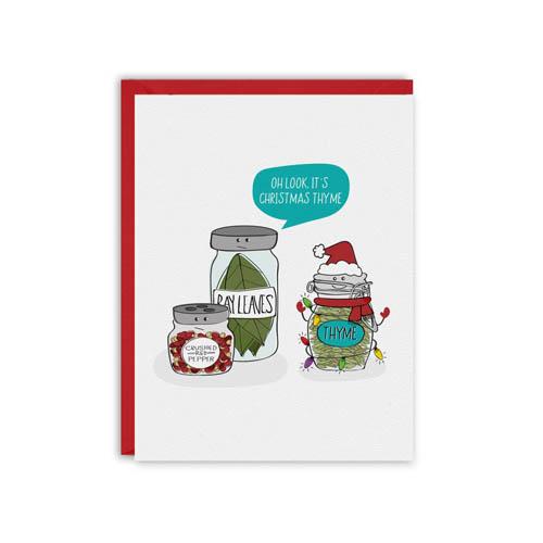 Christmas Card Puns