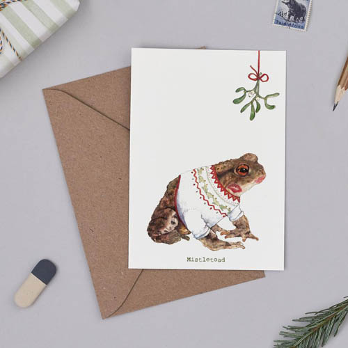 Funny DIY Christmas Card Ideas