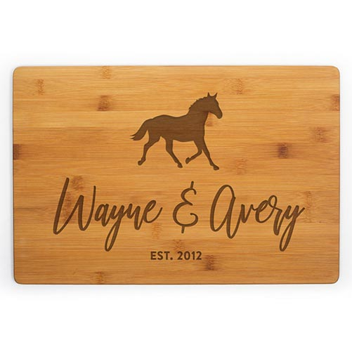 Personalized Cutting Boards - Gift for the Woman That Has Everything