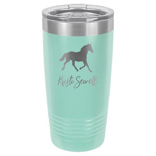 Custom Engraved Tumbler - Gift for the Woman That Has Everything