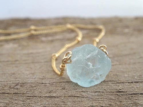 Natural Necklace - Gift for the Woman That Has Everything