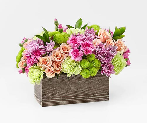 Flowers - Gift for the Woman That Has Everything