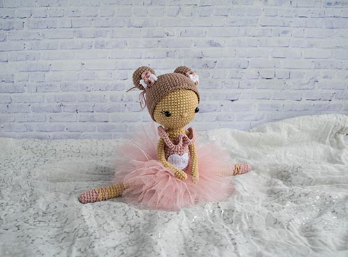 Best Gift Ideas for Four Year Old's: Ballerina Doll