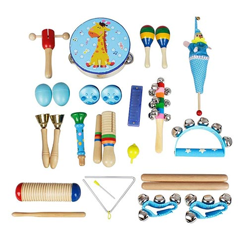 Instruments-Best Gifts for 3 Year Old's